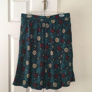 Lularoe Madison skirt with pockets!!